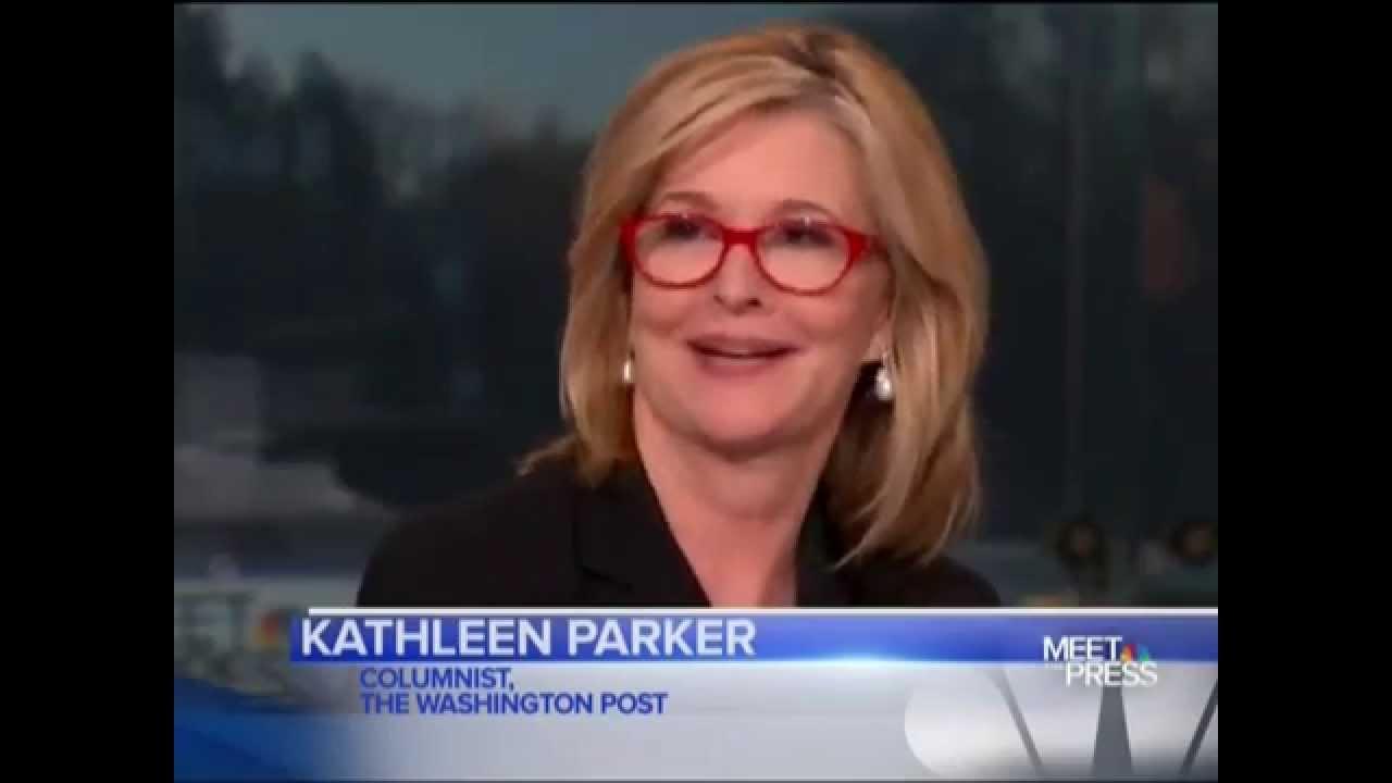 Washington Post Columnist Kathleen Parker on Building the ...