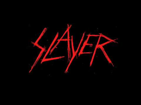 Slayer - World Painted In Blood
