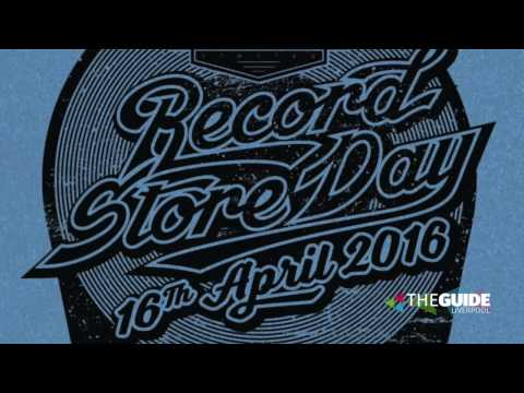 Ben Osu is at Jacaranda Records to find out about World Record Store Day | The Guide Liverpool