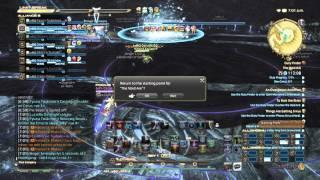ffxiv heavensward gameplay 54 astrologian the void ark first run