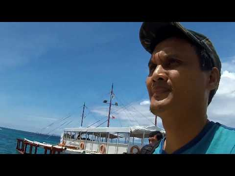Sibulan Terminal Port to Liloan Port Pump Boat Terminal, Santander, Cebu City (Pump Boat Ride)