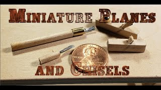 Planes and Chisels | Colonial Carpenter's Shop Project