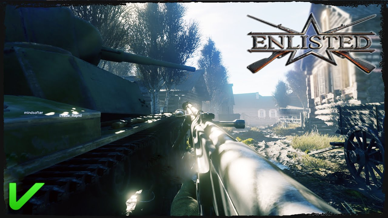 This Game Looks Promising! || Enlisted Public Test
