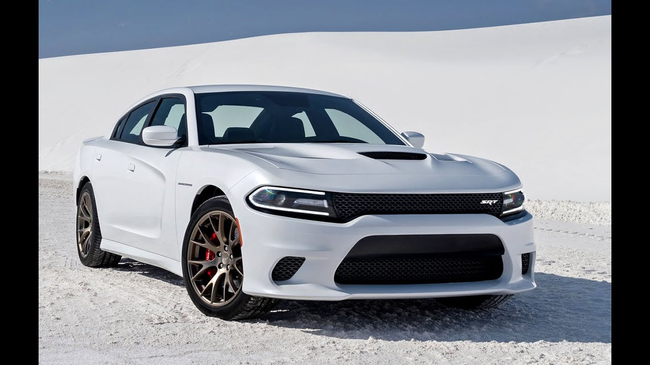 2015 New Dodge Charger Srt Hellcat Crazy Cars Tv Youtube