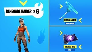Le magasin d'articles 'NEW' V2 LEAKED..! (Sondage de vote) Fortnite Bataille Royale