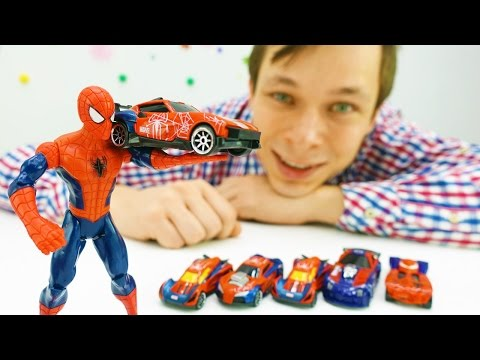 Человек паук игры