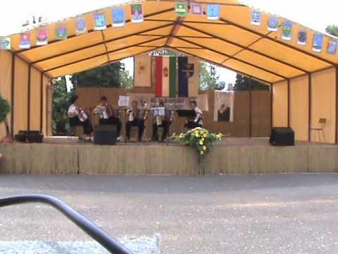 Zalakomári Önkéntes Tűzoltó Harmónika Zenekar Mezővárosi Találkozó 2009 kiralyportal hu