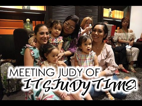 LONG VLOG: NATUPAD NA! MEETING ITSJUDYTIME AND THE TRAVIS FAMILY! | oeuvretrends