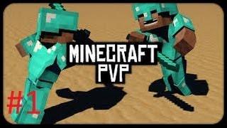 Minecraft 1v1 #1 Güzeldi Ne Diyeyim :D