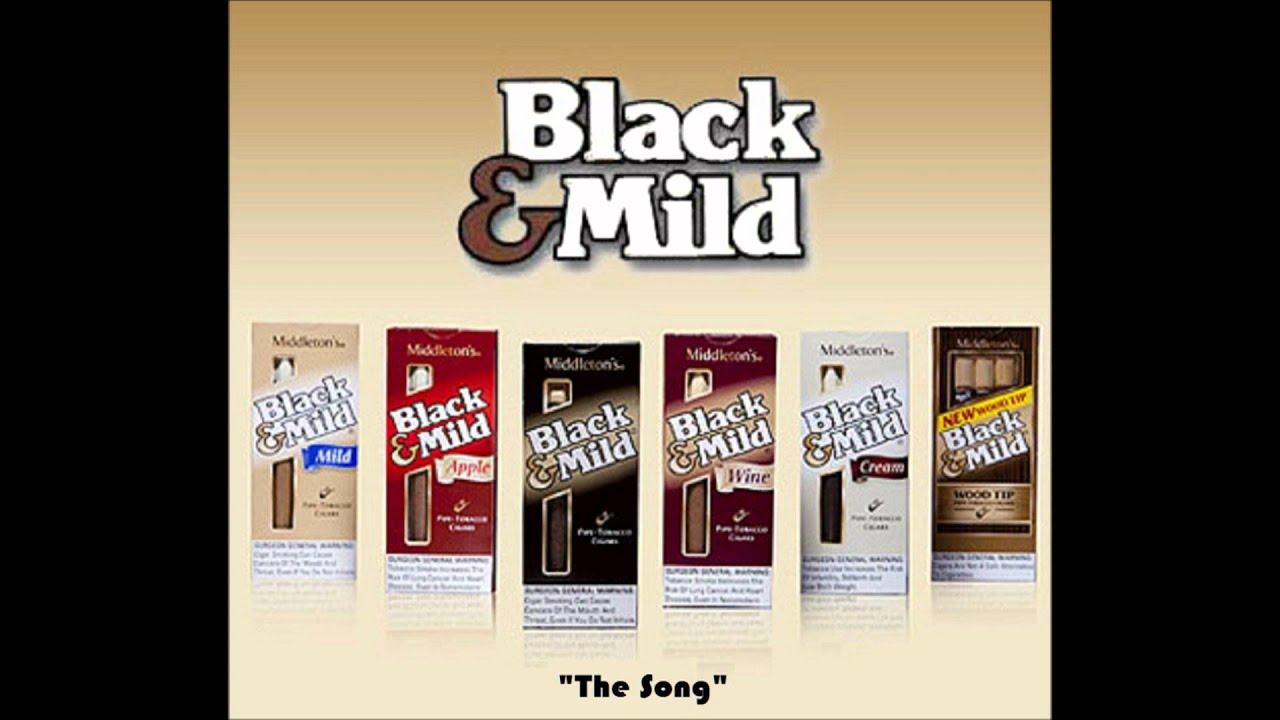 black and mild - HD 1440×1080