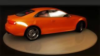 [HD] 3D Audi S5