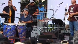 Poncho Sanchez - Hollywood And Highland - July 28, 2015