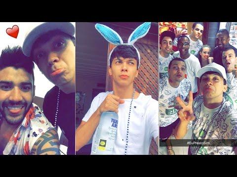 COCIELO, ALN1001 E IGÃO ZUANDO + CURTINDO SHOW...
