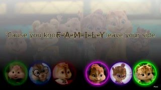 in the family by the chipmunks and the chipettes lyrics