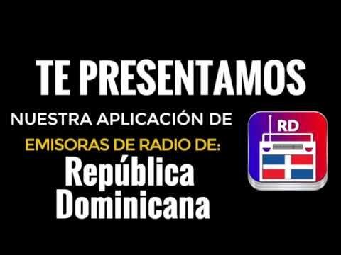 Emisoras Dominicanas FM - La Mejor App de Radio de República Dominicana 2016