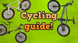 GTA online guides - Bicycles