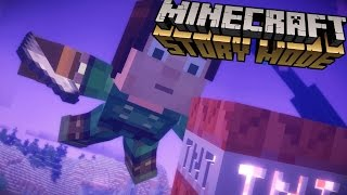 Minecraft Story Mode - Setting Off The Formidi-Bomb! - Episode 3 [3]