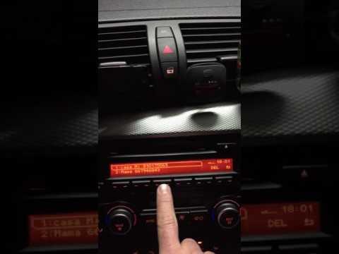 Radio pro BT y USB bmw serie 1,3 y x1