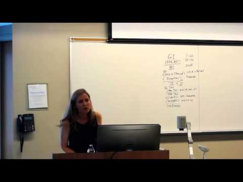 Federal Taxation: Lecture 5