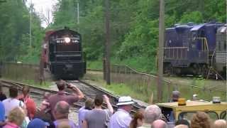 Indiana Transportation Museum Celebrates National Train Day 2012
