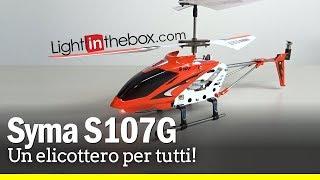 Recensione Syma S107G Elicottero coassiale radiocomandato a 17 euro!