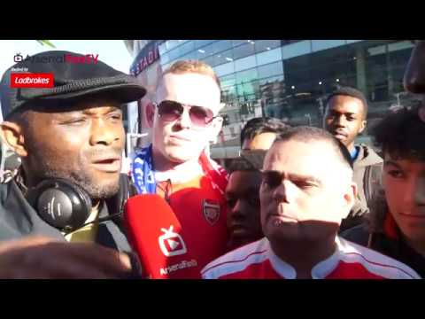 Arsenal 3 Everton 1   Kroenke or Usmanov? (Robbie asks the Fans)