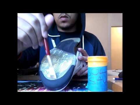 Air Jordan 5 Cleaning/Unyellowing