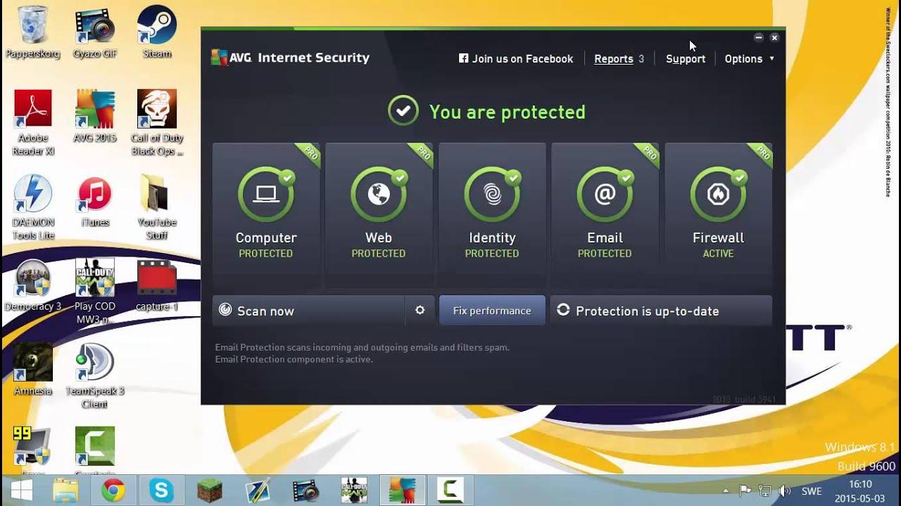 How To Get AVG AntiVirus 2015 Full Version Free