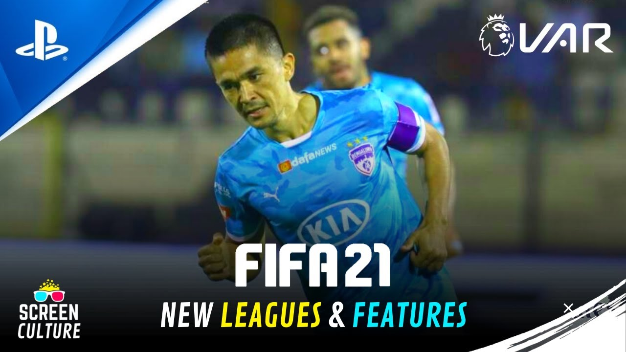 FIFA 21 | PS5 Trailer News - ISL In FIFA 21, VAR IN FIFA 21 & New Features You Need To Know About!