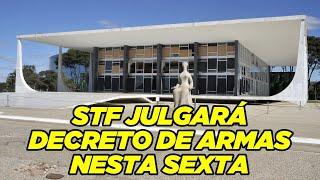 STF julgará sexta!