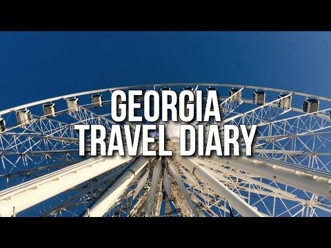 Georgia Travel Diary
