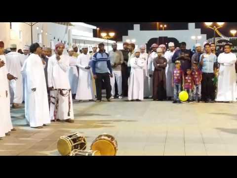 Omani Traditional dance.