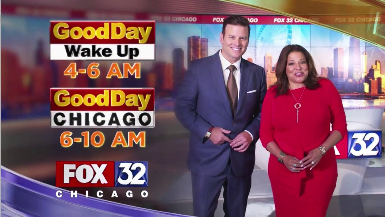 Watch Fox 32 Chicago S Morning News Promo That Does Double Duty