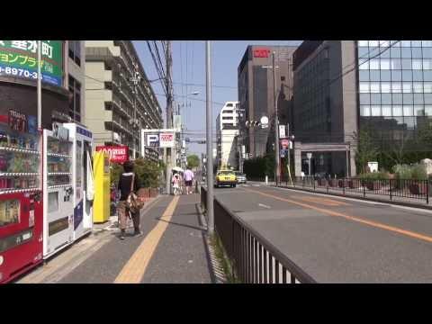 吹田市 江坂駅から阪急豊津駅方面に歩き撮り