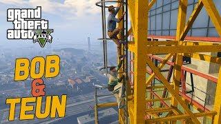 GTA V Online #65 - BOB EN TEUN GAAN FREERUNNEN! (GTA 5 Roleplay)