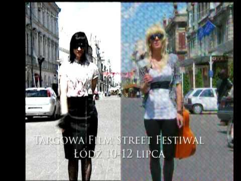 Targowa Film Street Festiwal, Patio TV, zajawka re...