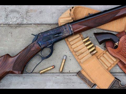 Shooting the new Pedersoli 45/70 1886 sporting rifle