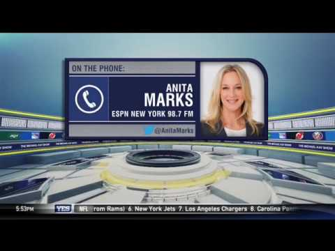 NFL Draft Preview with Anita Marks