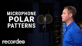 Microphone Polar Patterns Demonstrated - Recordeo