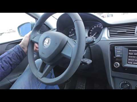 Swing 2 видео обзор Skoda Rapid 2016