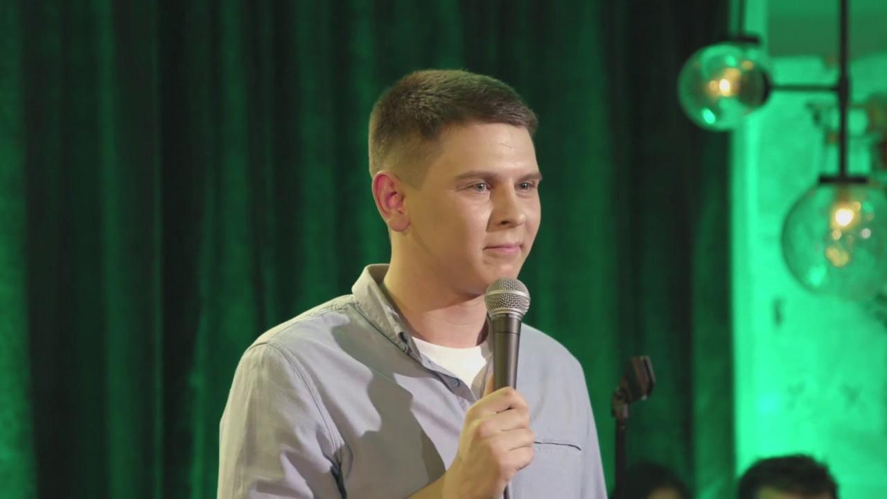 Евгений Замотаев - Служил в ВДВ // Стендаповый Стендап
