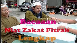 Download Video Bacaan Niat dan Doa Zakat Fitrah Lengkap dengan Artinya MP3 3GP MP4