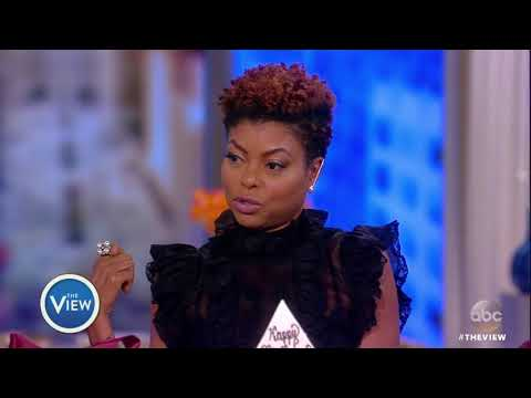 Taraji P. Henson Brings Birthday Gift For Joy, Talks 'Empire,' Supporting Women Of Color | The View