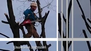 Prace alpinistyczne usługi wysokościowe prace na wysokości Toruń Cumulus