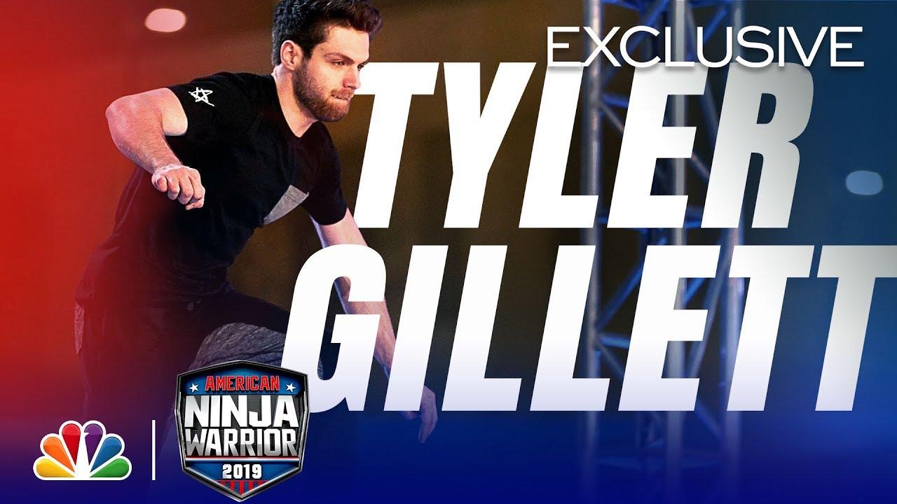 Download Tyler Gillett's Inspired Run - American Ninja Warrior Atlanta City Finals 2019 (Digital Exclusive)