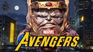 A.I.M Revealed | Potential VILLAINS - Marvel's Avengers