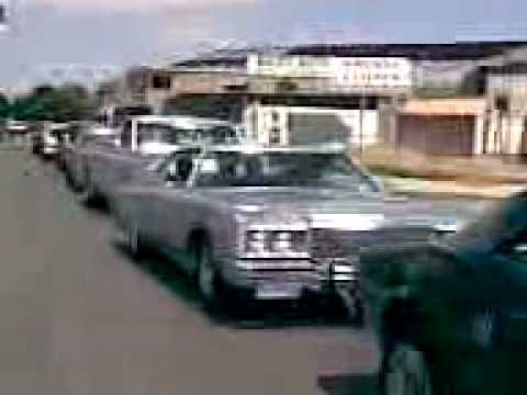 caravana carros oldies - YouTube
