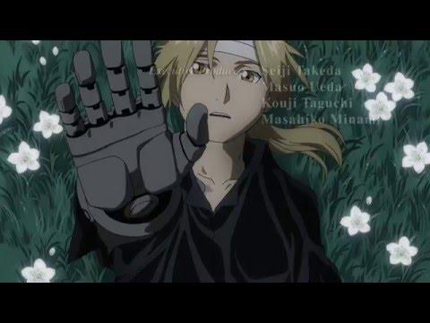Opening: 03. Golden Time Lover - Sukima Switch (eps 27-38) Fullmetal Alchemist - Brotherhood