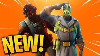 14 NEW Fortnite Skins... (Blockbuster Skin)