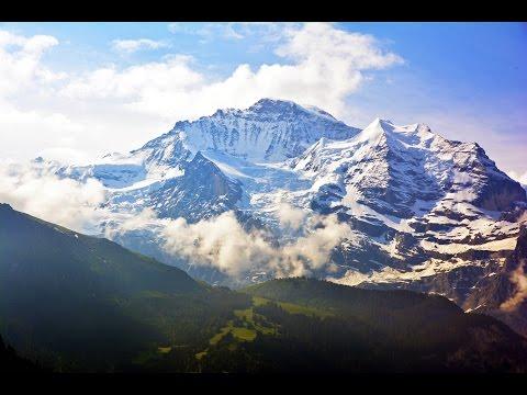 Jungfrau Region - Bernese Oberland Switzerland